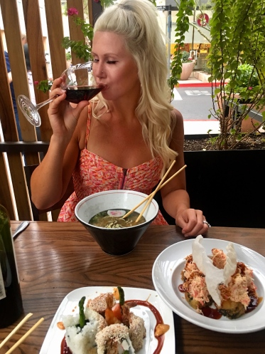 OBON Sushi Bar Ramen at Scottsdale Quarter